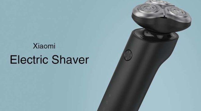 38,17€ rasoir 3 têtes Flex Xiaomi Mijia waterproof rechargeable
