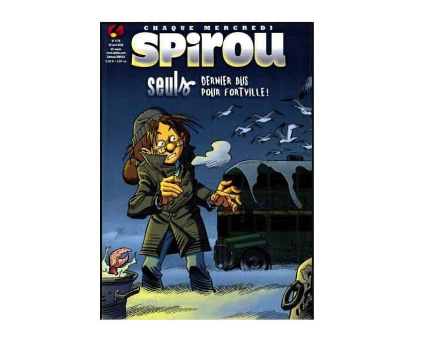 Journal Spirou Abonnement