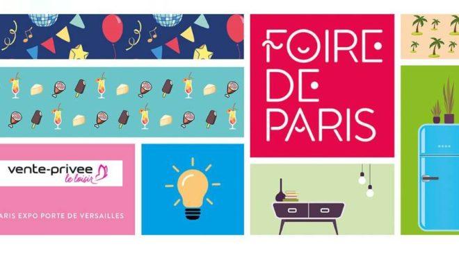 Billet Foire de Paris 2019 pas cher