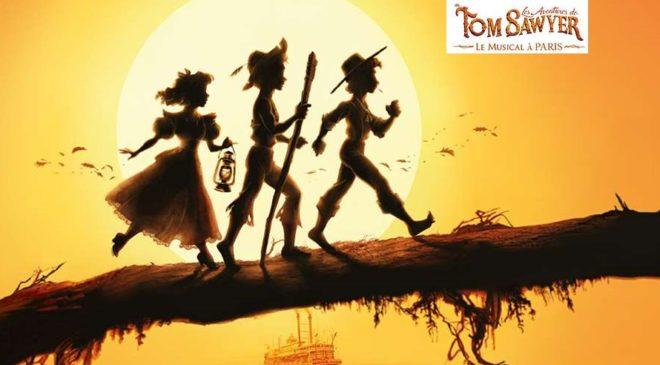 Billet comédie musicale les aventures de Tom Sawyer pas cher