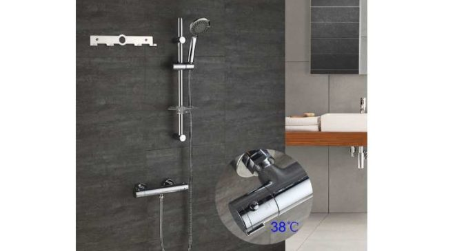 Colonne de douche Thermostatique Homelody