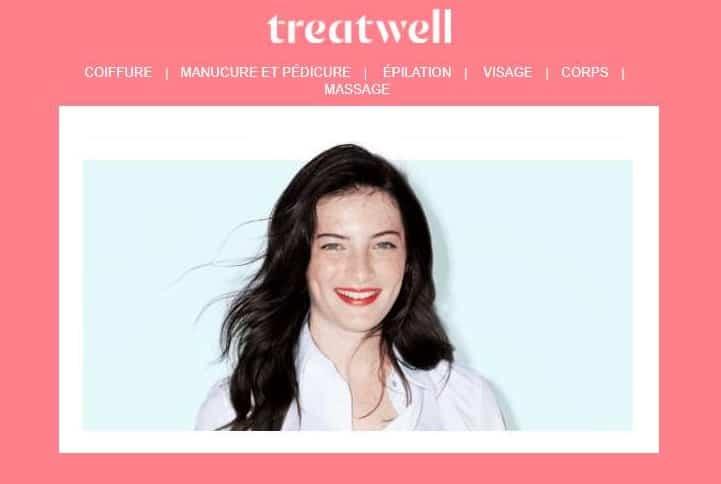 Faites-vous une beauté -10€ coiffeurs, instituts, SPA avec Treatwell