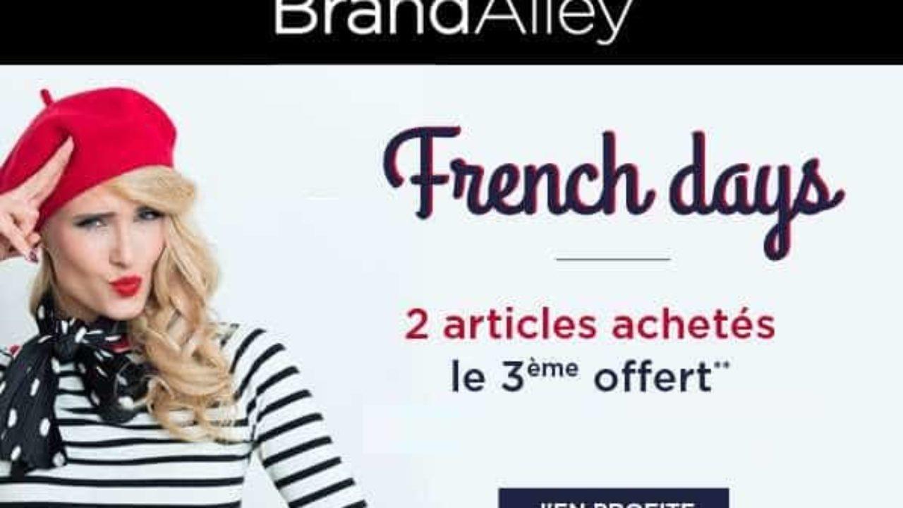 Brandalley2 Article Gratuit French Achetés3éme Days OPN8k0wZXn