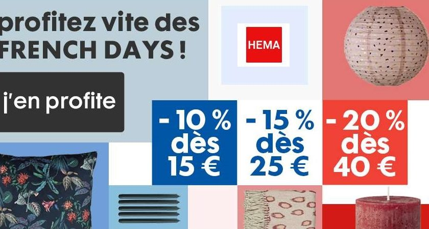 French Days Hema