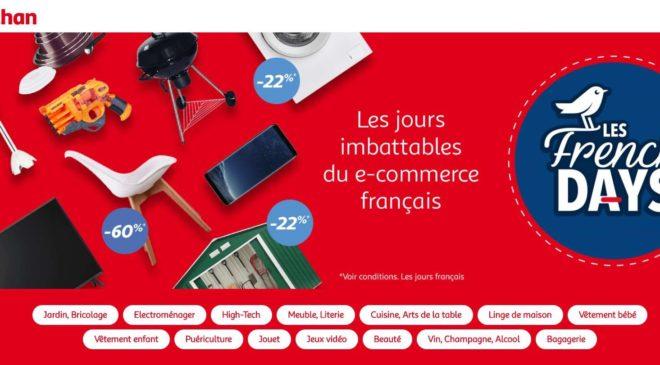 Les French Days Auchan