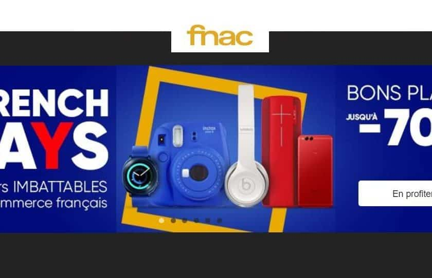 Les French Days Fnac