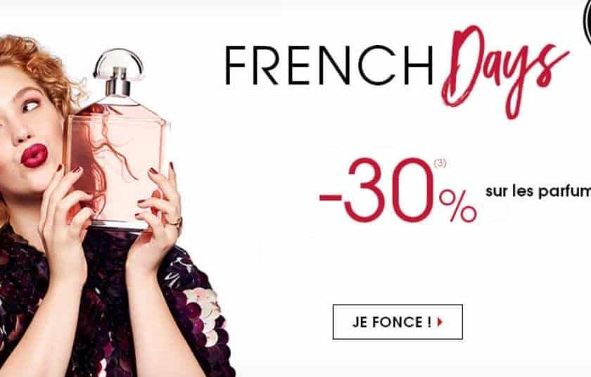 Offre French Days Sephora