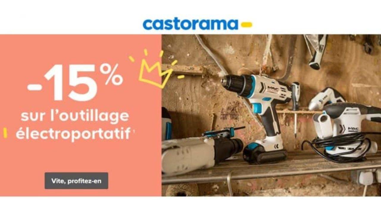 Carte Castorama Dimanche 15.Remise Sur Les Outils Electroportatif De 15 Sur Castorama Jusqu A