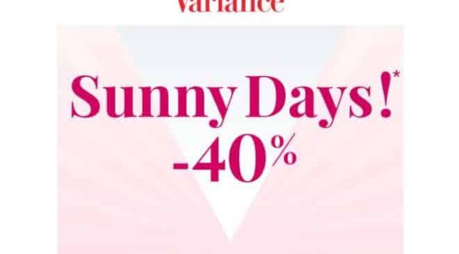 Sunny Days Variance Lingerie