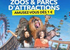 VavaBid parcs attarctions et zoo dès 1 €