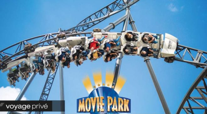 Vente Privée Movie Park Germany