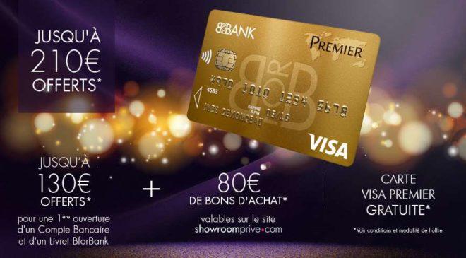 f52512a658f86 Ouverture d un compte et livret BforBank   130€ offerts + 80€ bon d ...