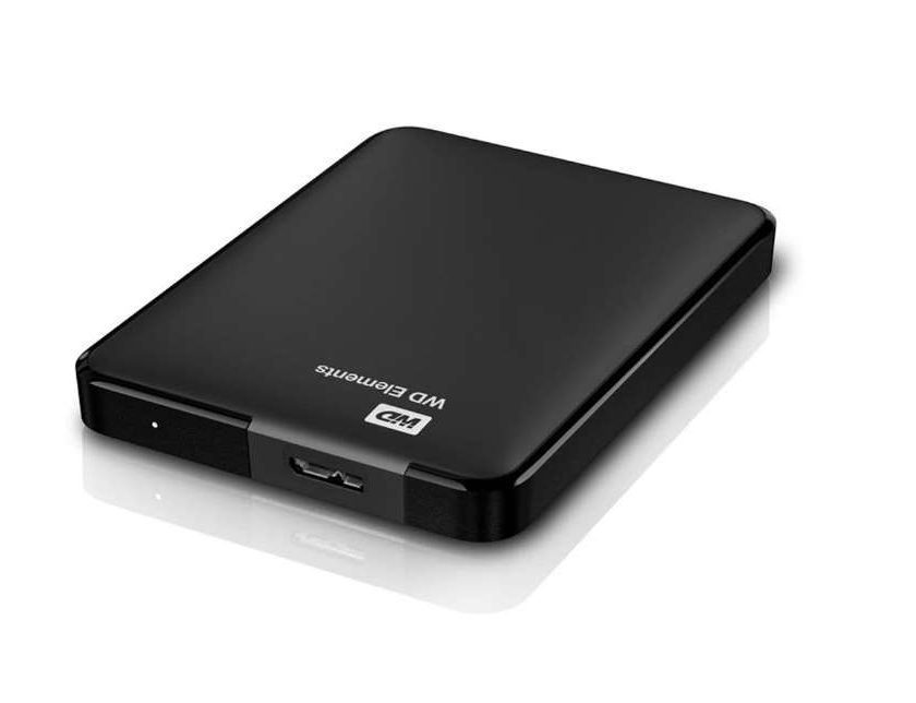 44,24€ disque dur portable 1To Western Digital WD Elements