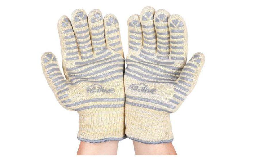 Vente flash 5 39 la paire de gant anti chaleur 300 - Gant de cuisine anti chaleur ...