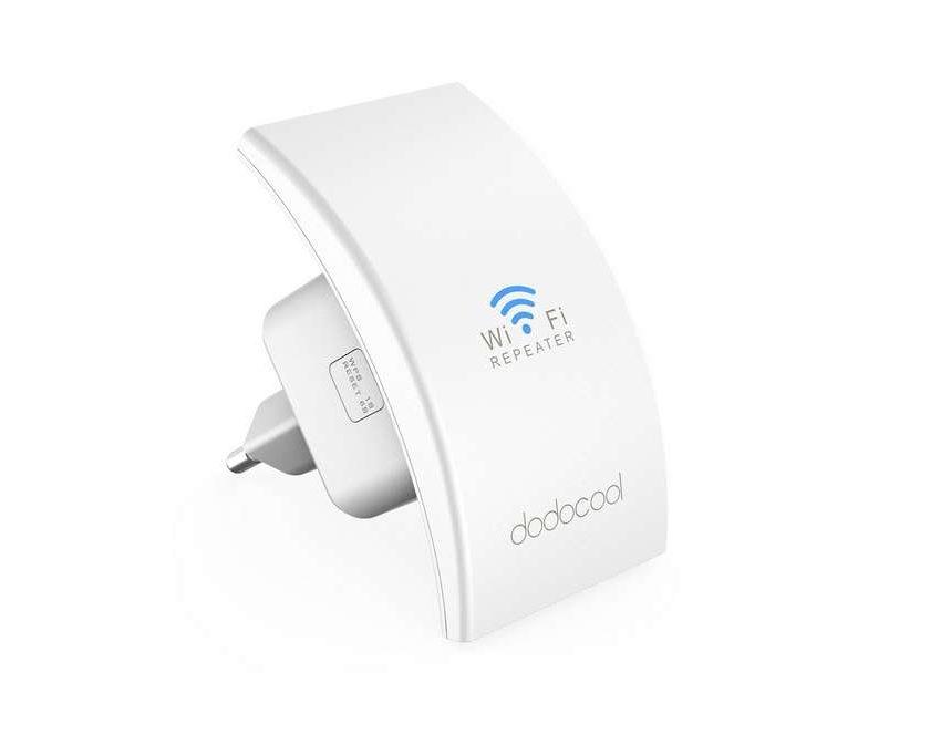 répéteur Wi-Fi dodocool N300 double antenne pas cher