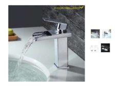 FLASH : robinet mitigeur cascade de salle de bain Homelody à 35,99€