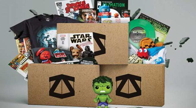 1 Zbox achetée = 1 Zbox offerte