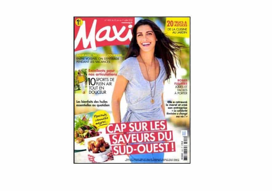 maxi magazine feminin