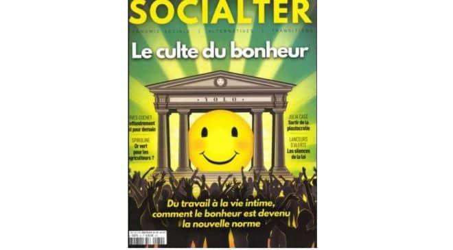 Abonnement magazine Socialter pas cher ! 19€ l'année au lieu de 47€ (7N°)