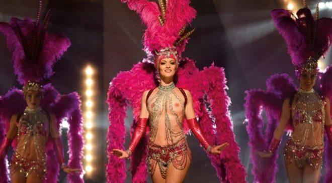 Cabaret moderne Voulez Vous Grand Lyon pas cher