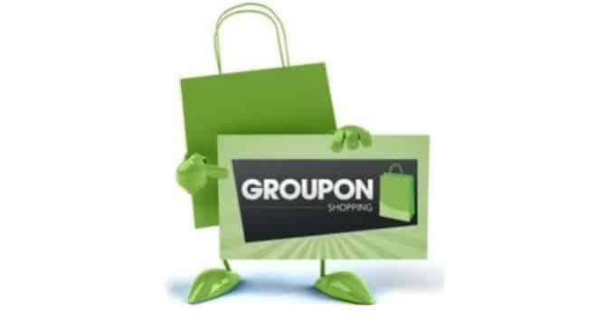 Code promo Groupon Shopping