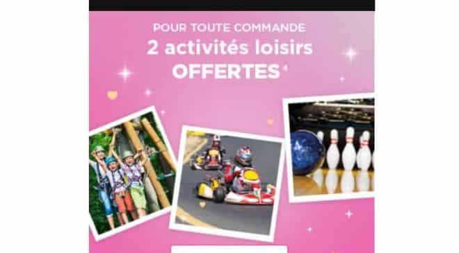 Fête des mères Wonderbox 1 coffret (même eCoffret) = 2 activités loisir gratuites !