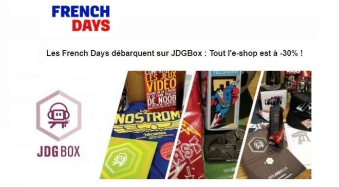 French Days JDGBox