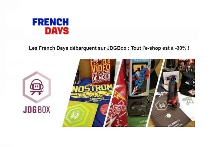 French Days JDGBox