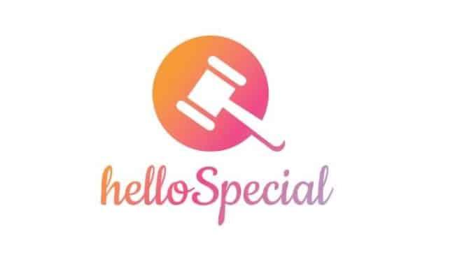 HelloSpecial un site d'enchères rapides