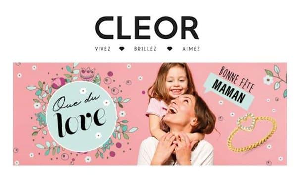 Offre Fête Des Mères Cleor