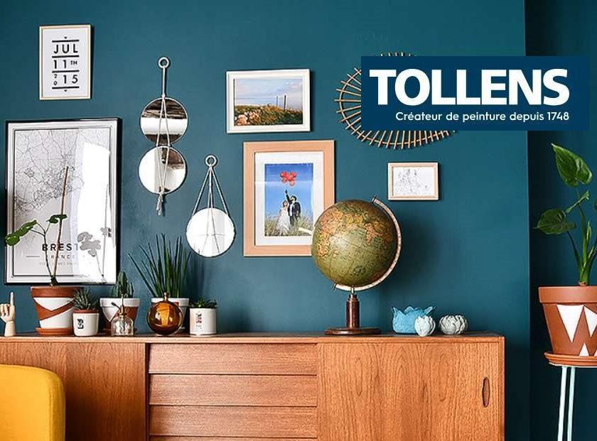 Peintures Tollens moins chères avec un bon d'achat