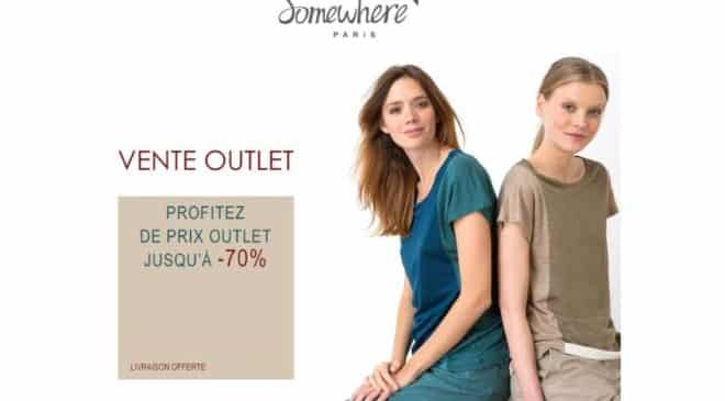 Vente Outlet Somewhere
