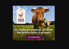 achetez directement chez les producteurs français sur Pour de Bon