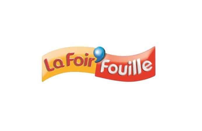 bon d'achat La Foir'Fouille de 5€ pour 1€