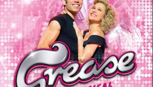 Billet comédie musicale Grease pas cher