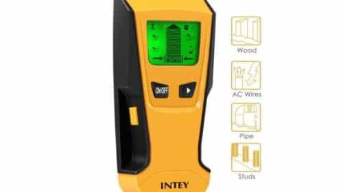 détecteur 3 en 1 Intey (métaux + tension + bois)