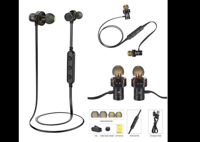 écouteurs Sport Sans Fil Bluetooth Avec Micro Docooler S2
