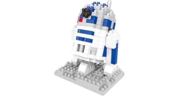 le robot R2-D2 à construire (type Lego) livraison gratuite