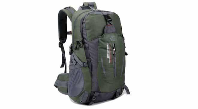 le sac à dos de randonnée 40L imperméable