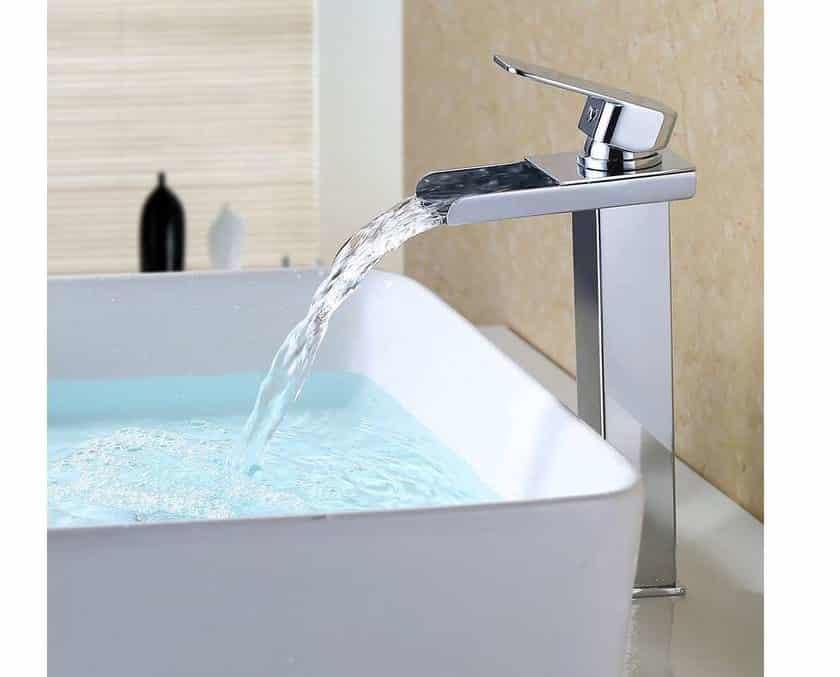 robinet cascade de salle de bain Homelody (hauteur 220mm)