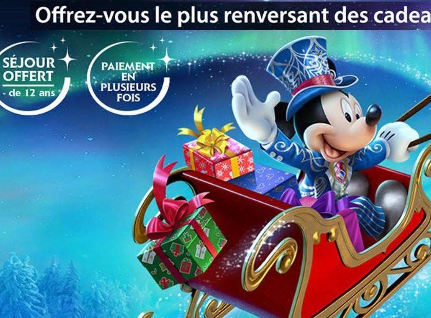 séjour à Disneyland moins cher avec les offres de vente privée