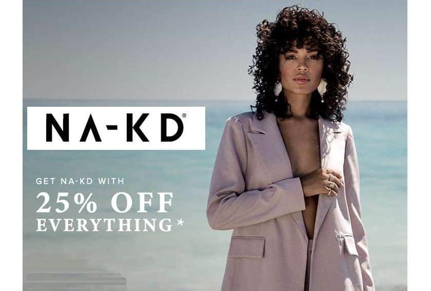 25% de remise sur NA-KD