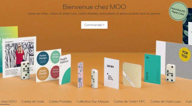 5EUR De Remise Sur MOO Des 60EUR Cartes Visite Autocollants Postales Invitation Flyer