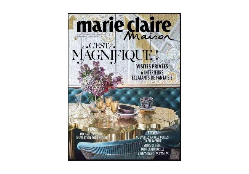 Abonnement Marie Claire Maison pas cher