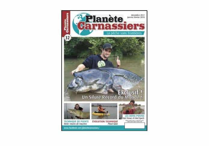 Abonnement magazine Planète Carnassiers pas cher