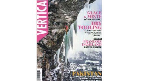 Abonnement magazine Vertical pas cher