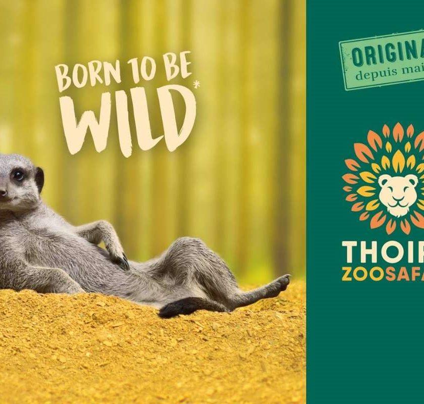 Billet ZooSafari Thoiry moins cher