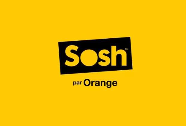Forfait SOSH 50Go avec Appels, SMS et MMS illimités France-Europe