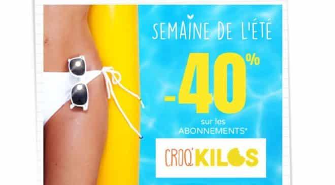 Perdre du poids cet été avec Croq'Kilos