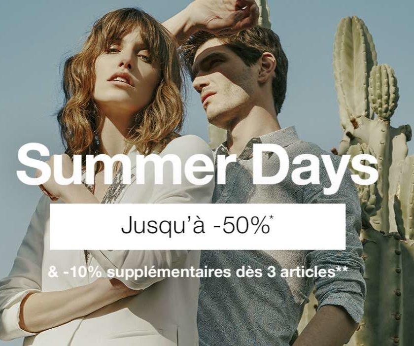 Pre-soldes Ikks Summer Days
